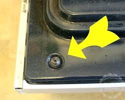 mesmerizing how to clean oven door glass how to clean oven glass door with baking soda