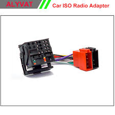 online buy whole land rover stereo wiring from land car iso radio adapter connector for bmw land rover defender range rover rover wiring harness auto