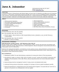 Pharmacist Resume Objective Sample Pharmacist Resume Sample Creative Resume Design Templates Word 86