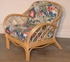 Captivating Wicker Chair Cushion with Rattan Chair Cushion Set
