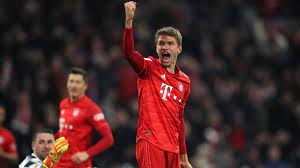 Thomas Müller is Bayern's January Player of the Month