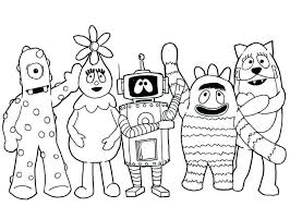 Nick Jr Coloring Pages Inspirational Colouring Best Color Printables