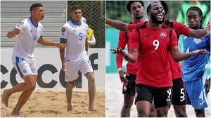 El Salvador vs Trinidad y Tobago ...