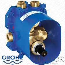 grohe 35500000 rapido t universal concealed thermostatic valve mixer