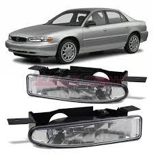 1997 Lexus Es300 Fog Lights Auto Parts Accessories For Buick Century 97 05 Clear Lens