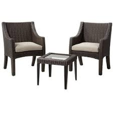 Furniture New Outdoor Patio Furniture The Patio As Three Piece Three Piece Outdoor Furniture