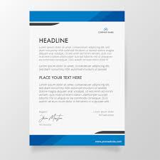 Business Letterhead Template Free Letterhead Vectors Photos And Psd Files Free Download
