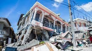 Haiti'deki depremde ölü sayısı 1297'ye çıktı - Son Dakika Haberleri