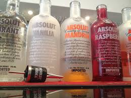 some of the absolut range