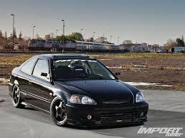 honda civic 2000 si. Fine Civic Impp 1208 01 O 2000 Honda Civic Si Mugen Type SS Front Lip To Honda Civic Si E