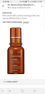 Pin by Hilary Simpson on Gifts   Collagen, Skin care, Vitamin c serum