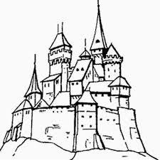 Coloriage Chateau Disney A Imprimer L Duilawyerlosangeles