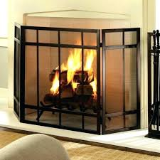 fireplace cover screen amazing fireplace cover or free standing fireplace screen with glass doors gas screens leaf target fresh fireplace cover