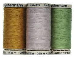 Gutermann Hand Quilting Thread | Gutermann Cotton & Gutermann 40wt Cotton Hand Quilting Thread Adamdwight.com