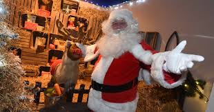 santa s grottos in birmingham where to find father birmingham live