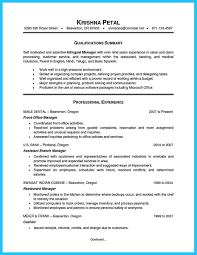 Awesome Writing A Great Assistant Property Manager Resume Resume