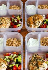 healthy snack ideas for weight loss nz. healthy greek chicken meal-prep bowls snack ideas for weight loss nz