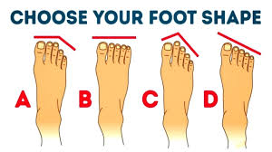 what your foot shape can tell about your personality what your foot shape can tell about your personality