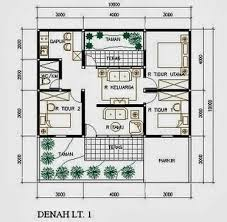 23 gambar desain rumah type 45 minimalis 2017 terbaru desain