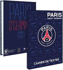 Paris Saint Germain - Diario del PSG, collezione ufficiale: Amazon.it:  Sport e tempo libero
