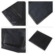 coach coach men clutch bag portfolio f63715 black black