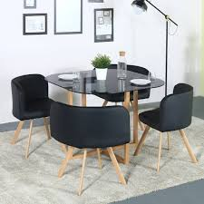 flipkart perfect homes atiu glass 4 seater dining set images of dining tables29 images