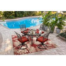 hanover 79 inch square indoor outdoor