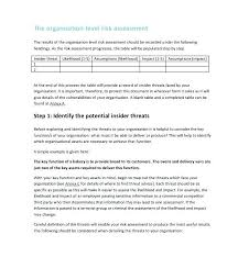 Security Risk Assessment Template Custom Security Risk Assessment Template Basic Fire Form Meaningful Use