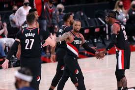 The portland trail blazers held the denver nuggets to just 95 points on saturday night, which may have come as a shock to kendrick perkins. L6lcmmeg3lltym