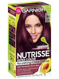 A Conditioning Permanent Hair Color For