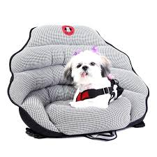 canine car seat crash tested car safety seat for dogs dog car seat covers halfords