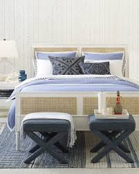 Serena And Lilly Wainscott Oxford Weave Duvet Cover Serena Lily