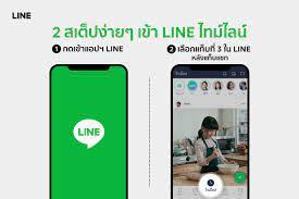 สถิติใหม่! คนไทยใช้ไทม์ไลน์บน LINE พุ่งติดอันดับ 1 ของโลก