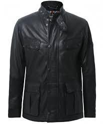 saddler leather jacket
