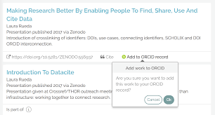 Datacite Search