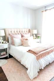 White And Gold Room Decor Rose Gold Bedroom Ideas Best Rose Gold ...
