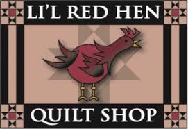 Lil Red Hen Quilt Shop Paola, Kansas Quilting Fabric &  Adamdwight.com
