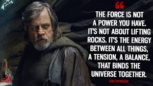 Luke Skywalker Quotes Fascinating Luke Skywalker Quotes MagicalQuote
