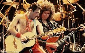 Brian May Reveals New Queen Album Featuring Freddie Mercury - AllAxess