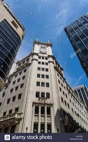 Hsbc Bank Argentina Art Deco Building Buenos Aires