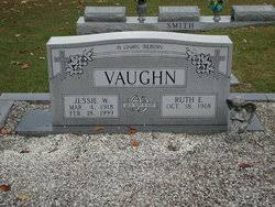 Jessie Wesley Vaughn (1918-1999) - Find A Grave Memorial