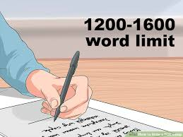 how to write a tok essay steps pictures wikihow image titled write a tok essay step 11