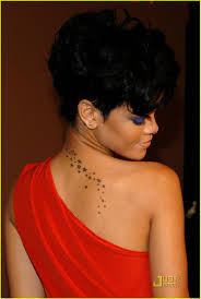 Rihanna My New Wrist Tattoo Is Tribal Photo 1554861 Rihanna