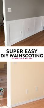 Decor Wainscoting Pictures Is A Stylish Way To Add Interest To Any