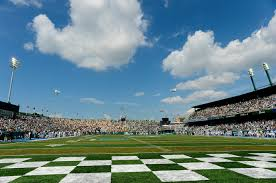 A Perfect View From On The Field At Yulman Stadium Dolores