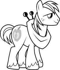 My Little Pony Big Macintosh Coloring Pages Coloring Pages For Kids