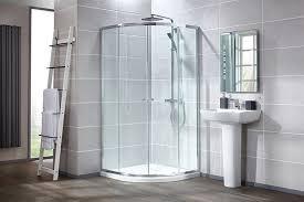 aquaglass intro 1000mm quadrant shower enclosure