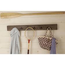 alaterre furniture pomona rustic natural wall mounted coat rack
