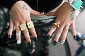 Tetování Na Prsty Zkušenosti