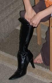 hooker boots. And Hooker Boots G